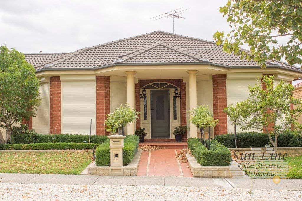 Resident shutter Melbourne